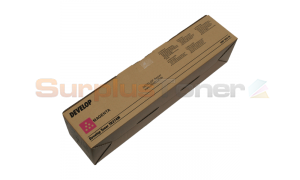 DEVELOP INEO+ 200 TONER CARTRIDGE MAGENTA (A0D73D3)