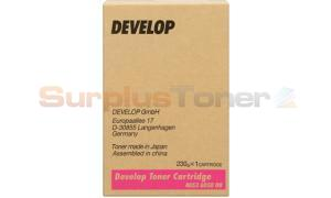 DEVELOP INEO+ 450 QC2235 TONER CARTRIDGE MAGENTA (4053605)