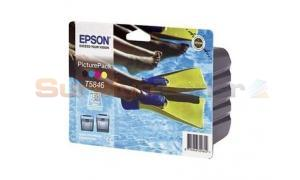 EPSON PICTUREMATE 240 INK CTG CMYK PICTURE PACK (C13T58464020)