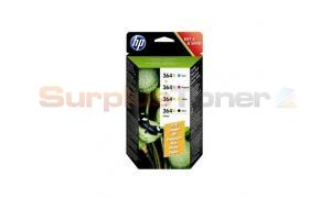 HP NO 364XL INK CART CMYK COMBO PACK (SM596EE)