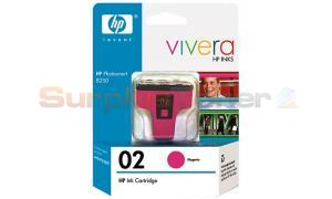 HP NO 02 INK MAGENTA (C8772WN)
