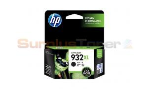 HP NO 932XL INK CARTRIDGE BLACK  (CN053AE#BGY)