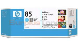 HP NO 85 DYE INK CYAN (C9434A)