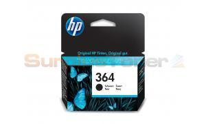 HP NO 364 INK CARTRIDGE BLACK (CB316EE#BA1)