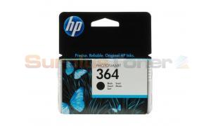 HP NO 364 INK CARTRIDGE BLACK (CB316EE#ABB)