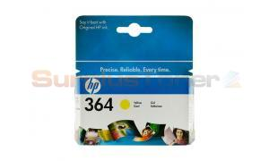 HP NO 364 INK CARTRIDGE YELLOW (CB320EE#ABB)