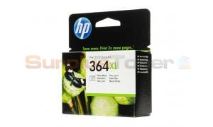 HP NO 364XL INK CARTRIDGE PHOTO BLACK (CB322EE#ABB)