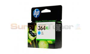 HP NO 364XL INK CARTRIDGE CYAN (CB323EE#BA1)