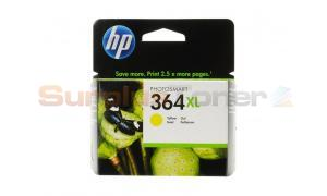 HP NO 364XL INK CARTRIDGE YELLOW (CB325EE#BA1)