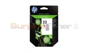 HP NO 23 PRINT CARTRIDGE TRI-COLOUR (C1823DE#ABB)