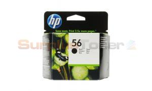 HP NO 56 INKJET PRINT CARTRIDGE BLACK (C6656AE#ABB)