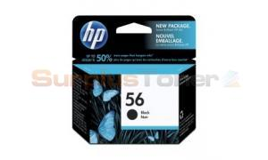 HP 56 SMALL INK CARTRIDGE BLACK (C6656GE#ABE)