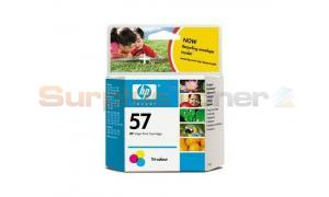 HP NO 57 INKJET CARTRIDGE TRI-COLOUR (C6657AE#ABB)