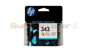 HP NO 343 INKJET PRINT CARTRIDGE TRI-COLOUR (C8766EE#ABB)