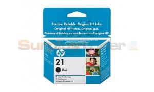 HP NO 21 INKJET PRINT CARTRIDGE BLACK (C9351AE#ABB)