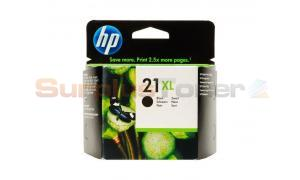 HP NO 21XL INKJET PRINT CARTRIDGE BLACK (C9351CE#ABB)