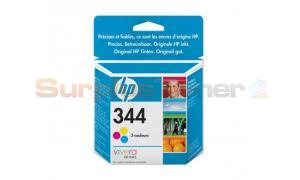 HP NO 344 INKJET PRINT CARTRIDGE TRI-COLOR (C9363EE#ABB)