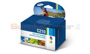 SAMSUNK CJX-100 PRINT CARTRIDGE COLOR (INK-C210/ELS)