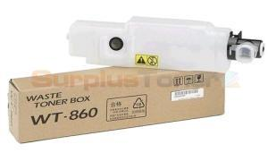 KYOCERA MITA WT-860 WASTE TONER BOTTLE (WT-860)