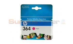 HP NO 364 INK CARTRIDGE MAGENTA (CB319EE#ABE)