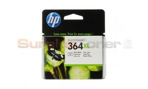 HP NO 364XL INK CARTRIDGE PHOTO BLACK (CB322EE#ABE)
