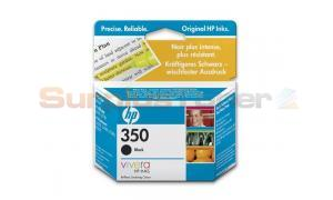 HP NO 350 INKJET PRINT CARTRIDGE BLACK  (CB335EE#ABB)