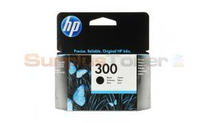 HP NO 300 INK CARTRIDGE BLACK (CC640EE#ABE)