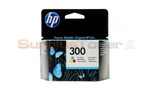 HP NO 300 INK CARTRIDGE TRI-COLOUR (CC643EE#ABE)