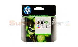 HP NO 300XL INK CARTRIDGE TRI-COLOUR (CC644EE#ABE)