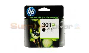 HP NO 301XL INK CARTRIDGE BLACK (CH563EE#ABE)