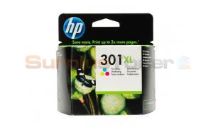 HP NO 301XL INK CARTRIDGE TRI-COLOUR (CH564EE#BA3)