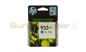 HP NO 933XL INK CARTRIDGE CYAN (CN054AE#BGY)