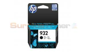 HP NO 932 INK CARTRIDGE BLACK (CN057AE#BGY)