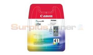 CANON CL-41 INK CARTRIDGE COLOR (0617B032)