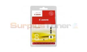 CANON CLI-8Y INK TANK YELLOW (0623B026)