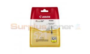 CANON CLI-521Y INK CARTRIDGE YELLOW (2936B008)