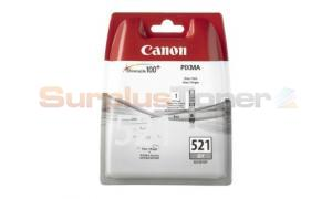 CANON CLI-521GY INK CARTRIDGE GRAY (2937B008)