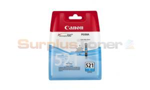 CANON CLI-521C INK CARTRIDGE CYAN (2934B005)
