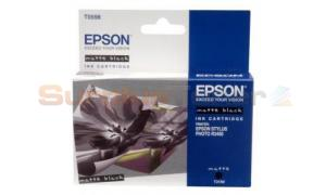 EPSON STYLUS PHOTO R2400 INK CARTRIDGE MATTE BLACK (T059840)