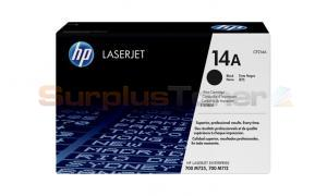 HP NO 14A PRINT CARTRIDGE 10K (CF214A)