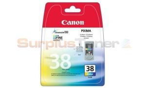 CANON CL-38 INK CARTRIDGE COLOR (2146B008)