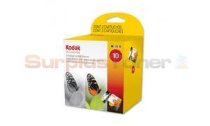 KODAK NO 10 INK CART CMYK COMBO PACK (3947074)