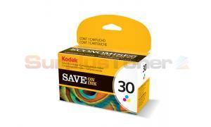 KODAK NO 30 INK CARTRIDGE COLOR (3952348)