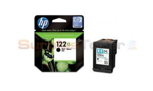 HP 122XL INK CARTRIDGE BLACK (CH563HL)