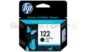 HP NO 122 INK CARTRIDGE BLACK (CH561HL)