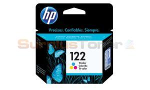 HP NO 122 INK CARTRIDGE TRI-COLOUR (CH562HL)