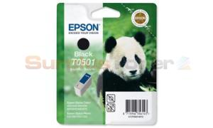 EPSON STYLUS COLOR 600 INK CTG BLACK (C13T05014020)