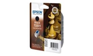EPSON STYLUS COLOR 740 INK CART BLACK (C13T05114020)