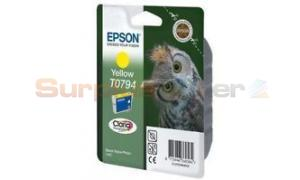 EPSON STYLUS PHOTO 1400 INK CARTRIDGE YELLOW (C13T07944030)