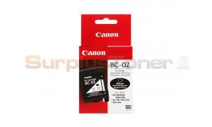 CANON BC-02 INK CARTRIDGE BLACK (0881A003)